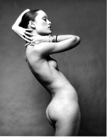Jane Forth (nude) 1970